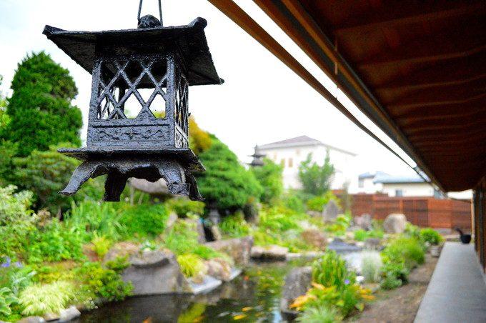 庭園喫茶-錦-日本庭園の様子4