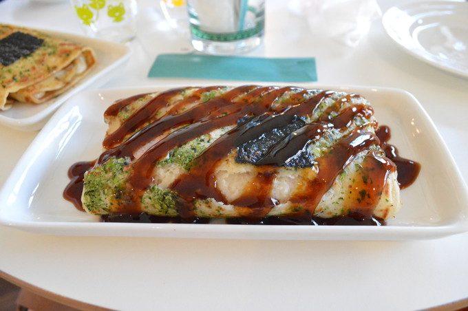 どんどん焼きカフェ-カシワヤ-注文5-ソース