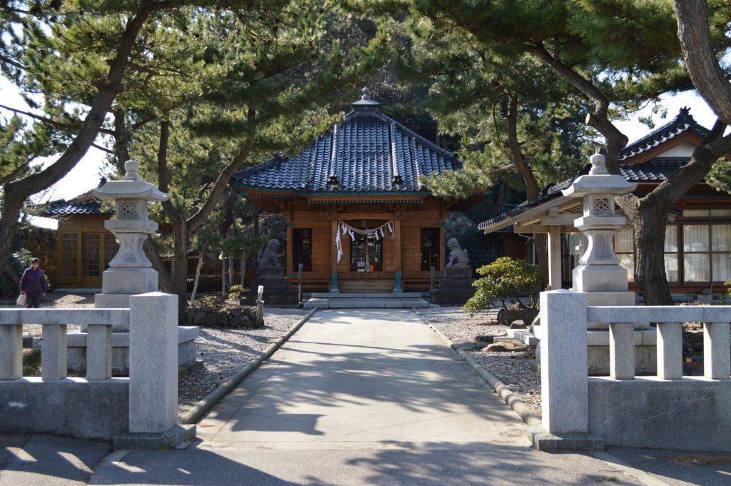 鼠ヶ関_厳島神社