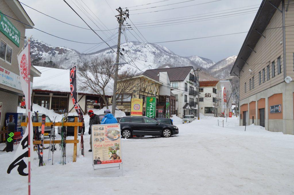蔵王スキー場のエコーハウス1