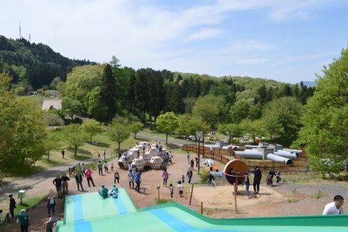 【徹底レポ】西蔵王公園(山形市)|一日あそべる山形県内最大規模の大型公園を満喫!!!