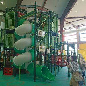 【体験レポ】山形市児童遊戯施設べにっこひろばの屋内は県内随一