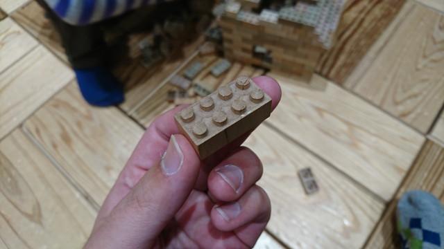 【モクロックで遊んでみた】山形県産の木を使った自然を感じるブロックのレビュー