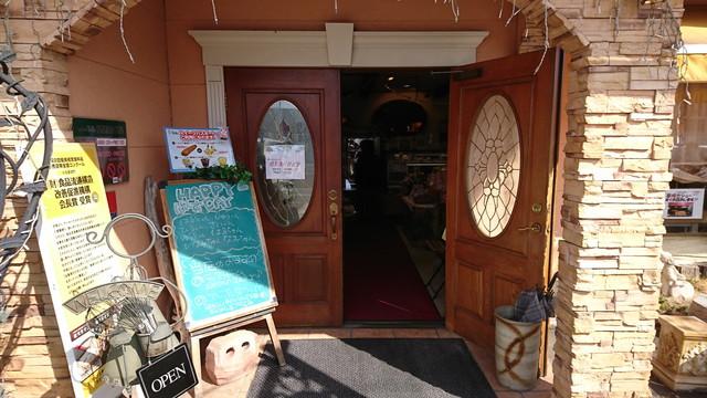 ケーキハウスTuTu(チュチュ)-入口