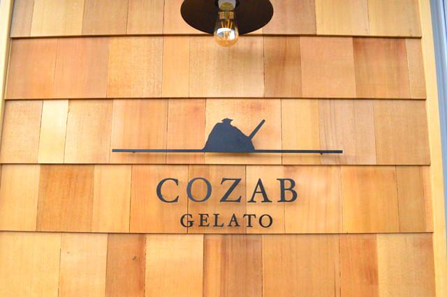 COZAB GELATO(コザブジェラート)のロゴ