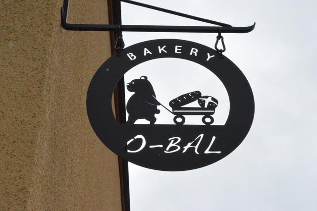 BAKERY-OBAL(ベーカリーオーバル)-看板