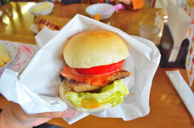【食レポ】ハンズバーガー(山形市馬見ケ崎)|安全天然素材のバーガー店