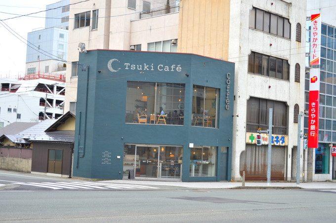 月カフェ-お店の外観2
