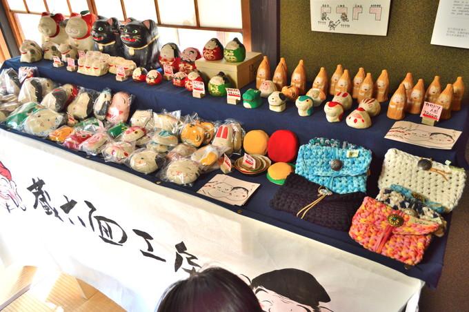 かみのやま桜フェス-三輪家-ハンドメイドショップ1