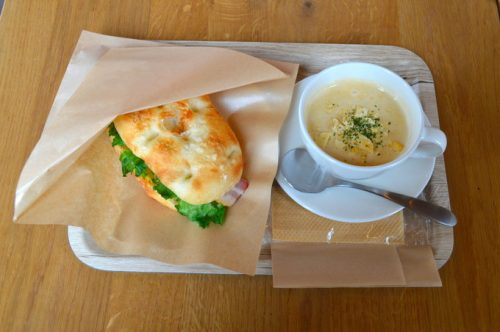 【新店レポ】アンドマークカフェ(&mark cafe)|焼きたてのパンとコーヒーとスイーツ