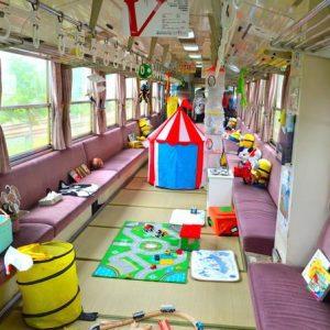 【体験レポ】フラワー長井線のキッズ列車|貸切車両で一生の思い出作り