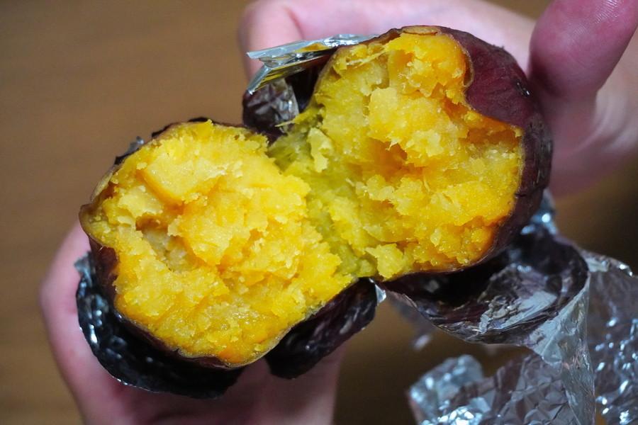 【食レポ】焼き芋専科 (山形市南館)|ホクホク系やしっとり系まで味わえる焼き芋専門店