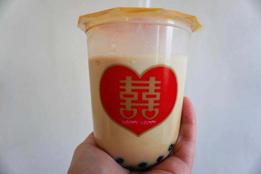黒糖ミルク①