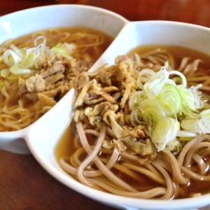 【食レポ】そば処 古民家ん(山形市)|ドッグラン併設のお蕎麦屋さん