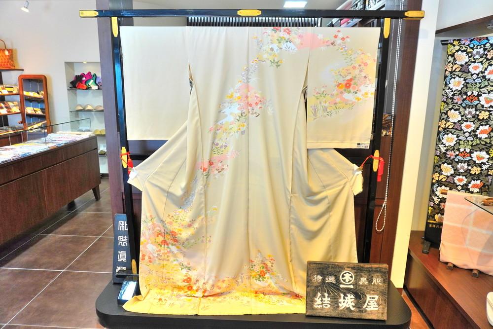 【寄稿記事紹介】特選呉服 結城屋|本物にあえる呉服と小物のお店