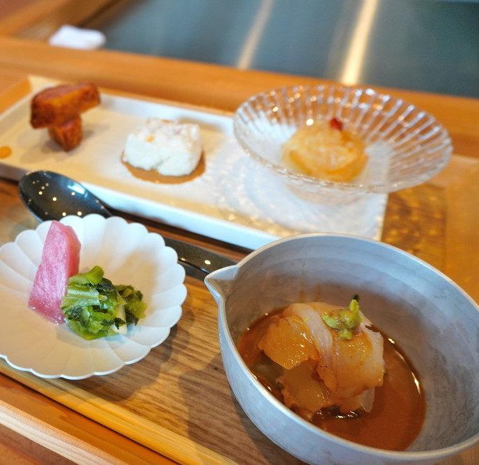アビー-食レポ-ランチ-鯛茶漬け御前2