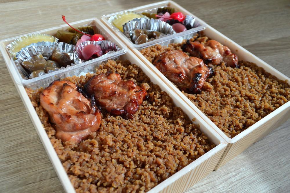 【食レポ】九十九鶏本舗(つくもどり) 【山形市銅町】|人を幸せにする山形の老舗のお弁当