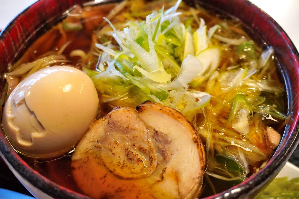 焰藏(えんぞう)-食レポ-鶏中華2