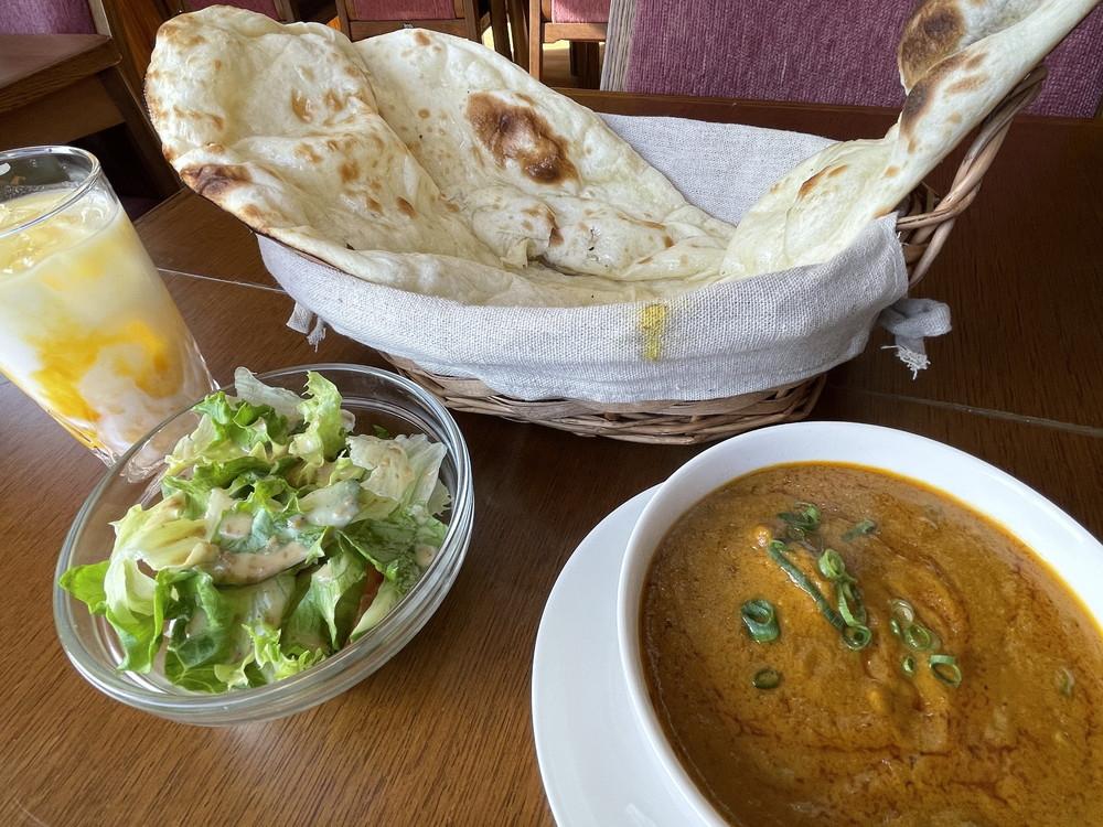 ムサインド料理-ランチAセット2
