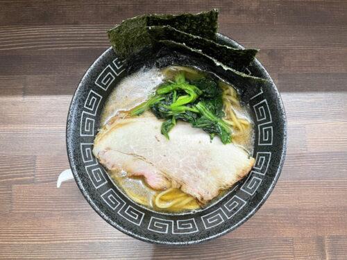 【食レポ】楽風家(らふや) 天童市北目|豚骨醤油の濃厚家系ラーメンが人気のお店