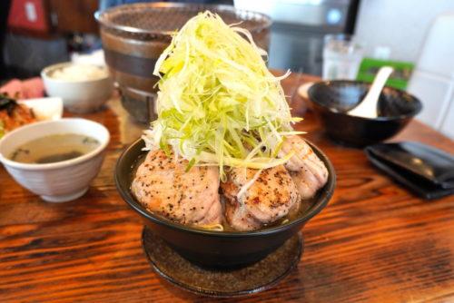 【食レポ】山形の二郎系ラーメン|人気焼肉店「meat meet」が手がける最強の一杯がこれだ!!!