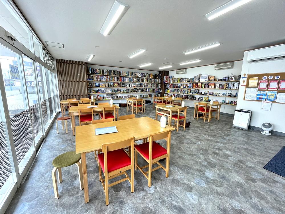 【パスポート協賛店 体験レポ】ボードゲームカフェ「アソッベ」|山形県パパママ一緒に子育て応援事業