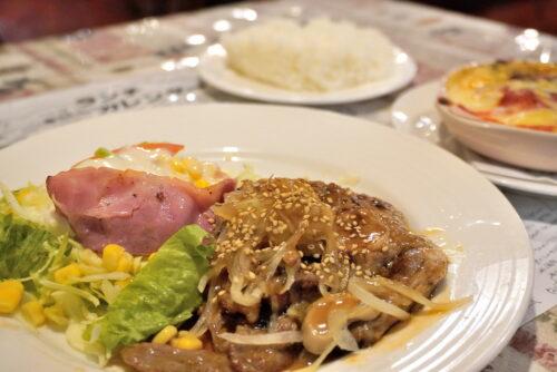 【食レポ】チロル(山形市七日町)|七日町の老舗レストランでいただくボリューム満点のランチ