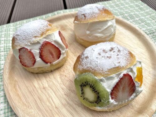 【食レポ】モントレーふくやのマリトッツォ(上山市石崎)|老舗パン店が手掛けるバラエティー豊かな商品