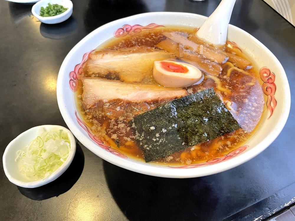 麺辰-食レポ2