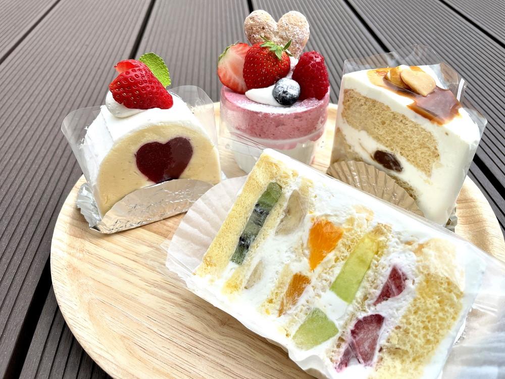 【食レポ】ボンクール「Bon coeur」(寒河江市清助新田)|季節の果物や野菜で作ったオリジナルケーキが人気のお店