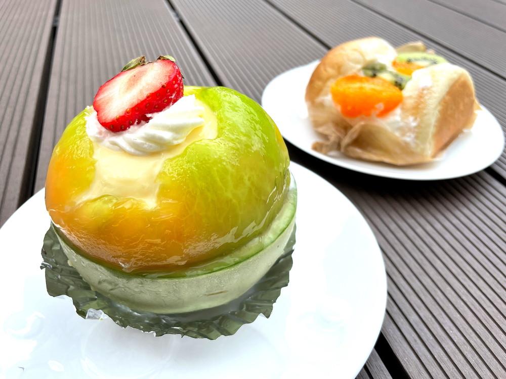 【食レポ】ボンむらやま(天童市) 老舗菓子店がつくる絶品スイーツを堪能