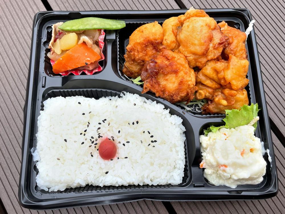 【食レポ】蔵王弁当(上山市弁天)|種類の豊富さとコスパは県内トップレベル!