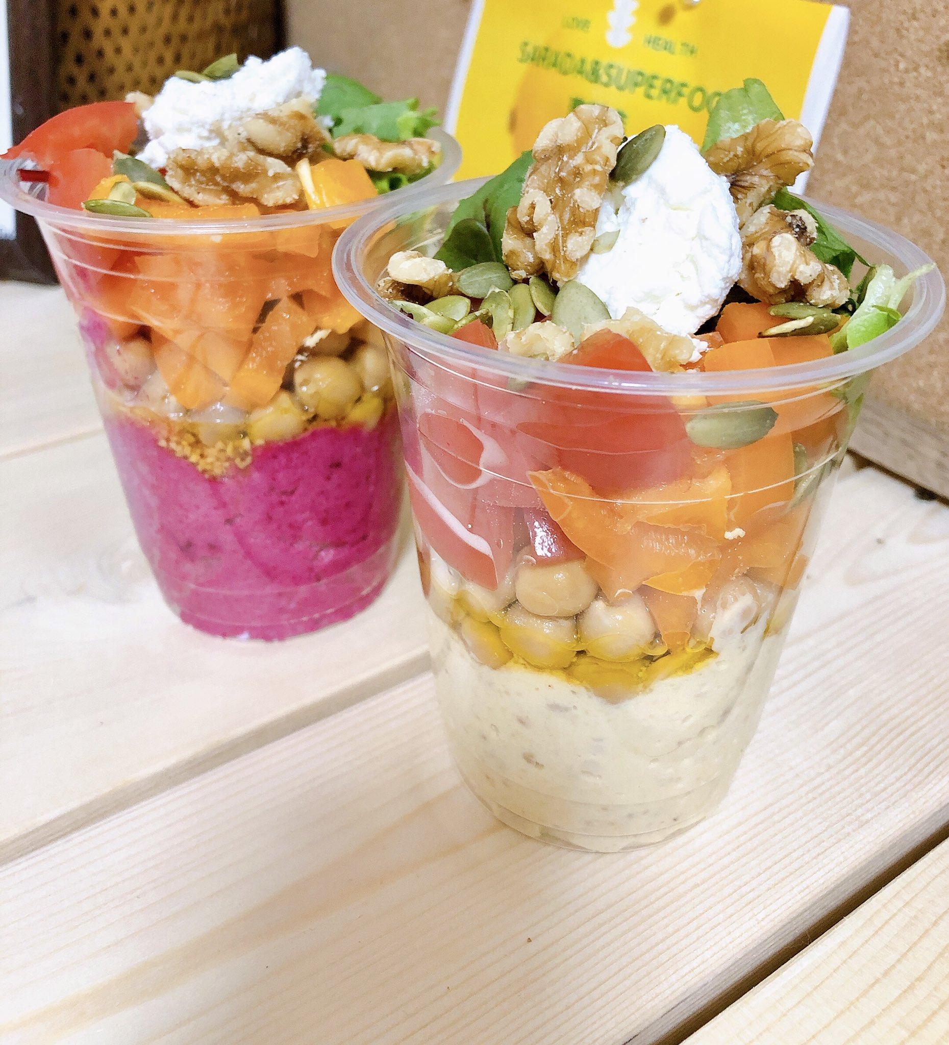 【pop up cafe 7/24】サラダボウル&スーパーフード専門店Green☆cafe KIKIRARA