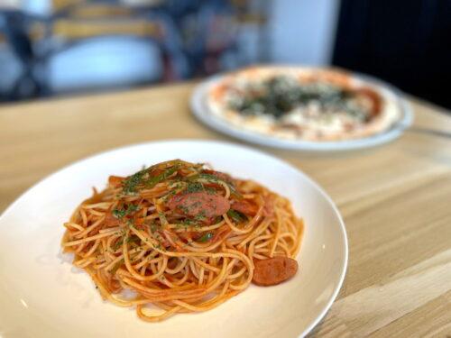 【カフェレポ】やまぶきカフェ(上山市下生居新山吹)|手作りピザとパスタがおいしいまったりカフェ