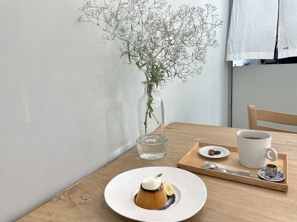 【食レポ】MISE caffe(ミセカフェ)(寒河江市)|住宅街にある大人カフェでひとやすみ