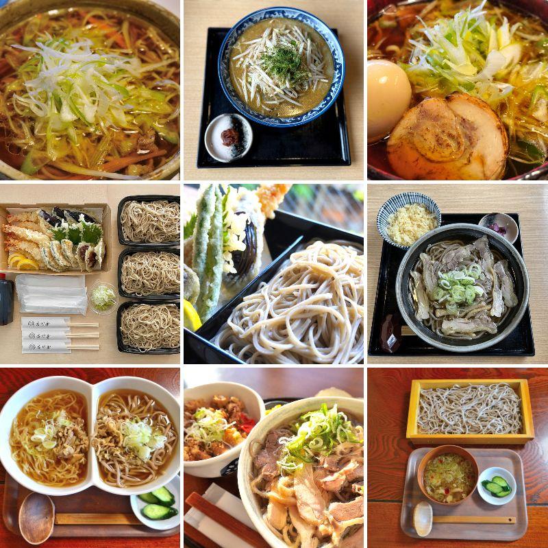【山形そばまとめ】山形市で美味しいそばが味わえるおすすめ店 7選!