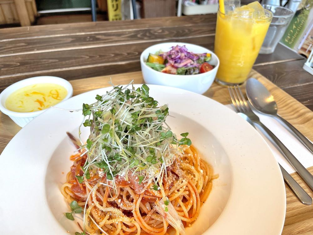 【食レポ】TIPI CAFE(ティピカフェ)(山形市七日町) 七日町にあるメニュー豊富なカフェ
