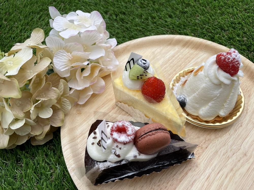 【食レポ】パティスリー ミルスリール(山形市東青田) お土産にもピッタリ!可愛らしいケーキや焼き菓子がおすすめ。