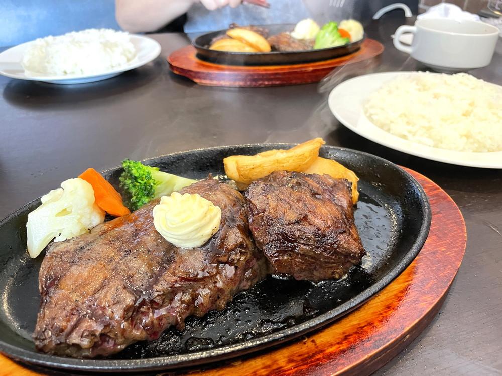 【食レポ】ワイルドグリル(山形市南三番町) 食べ応え満点のステーキ屋さん!