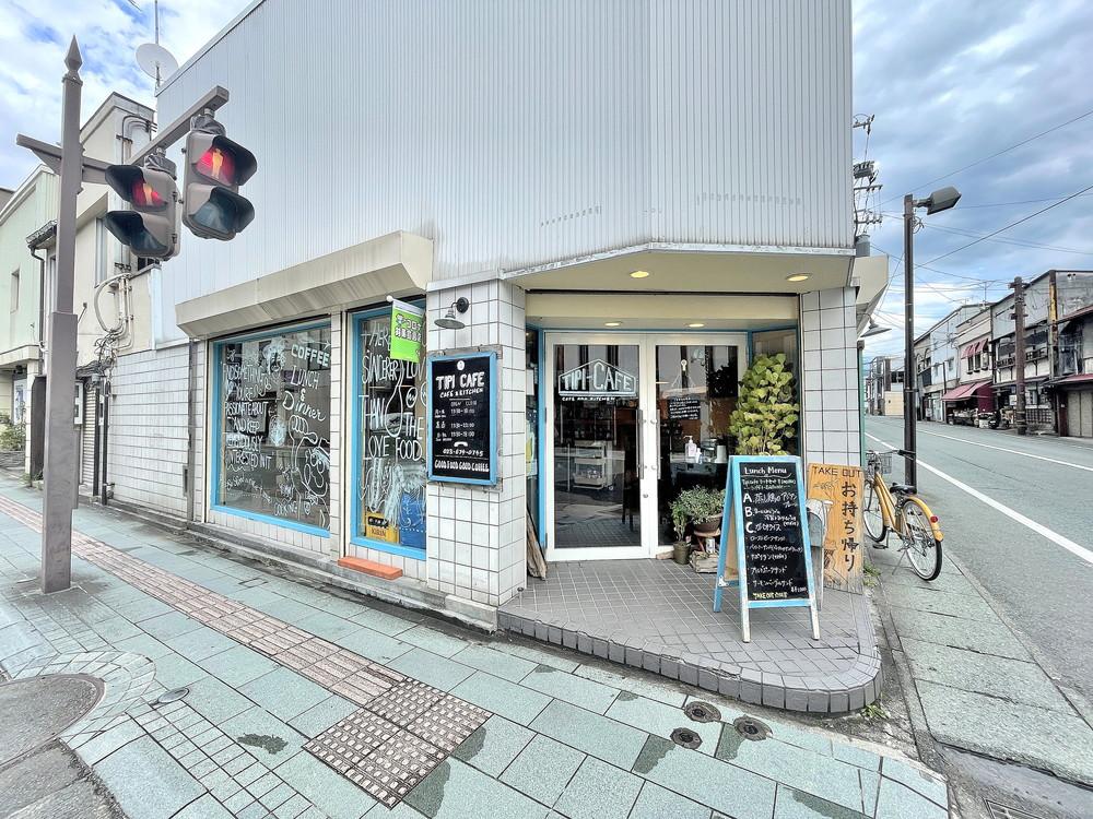 TIPIカフェ-外観