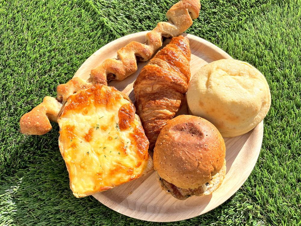 【山形パンレポ】THE TENDO HOUSE「ザ テンドウ ハウス」(天童市本町)|駅前にあるパン&カフェ&レストランの人気店