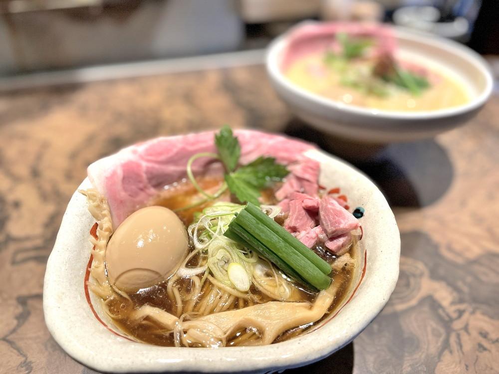 【(新店)山形ラーメンレポ】麺匠 とぐろ(天童市鎌田本町) やまがた地鶏を使用した渾身の一杯がすごい!